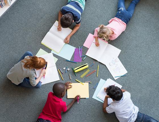 Uczącesię dzieci